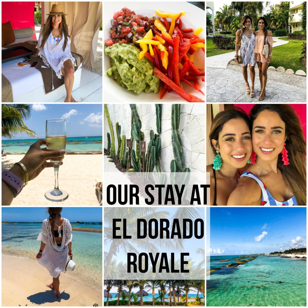 Our Stay At El Dorado Royale Cancun | adoubledose.com