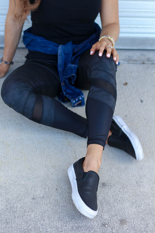 Our Exclusive Legging Line | adoubledose.com