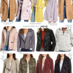 Nordstrom Anniversary Sale 2018: Coats and Jackets