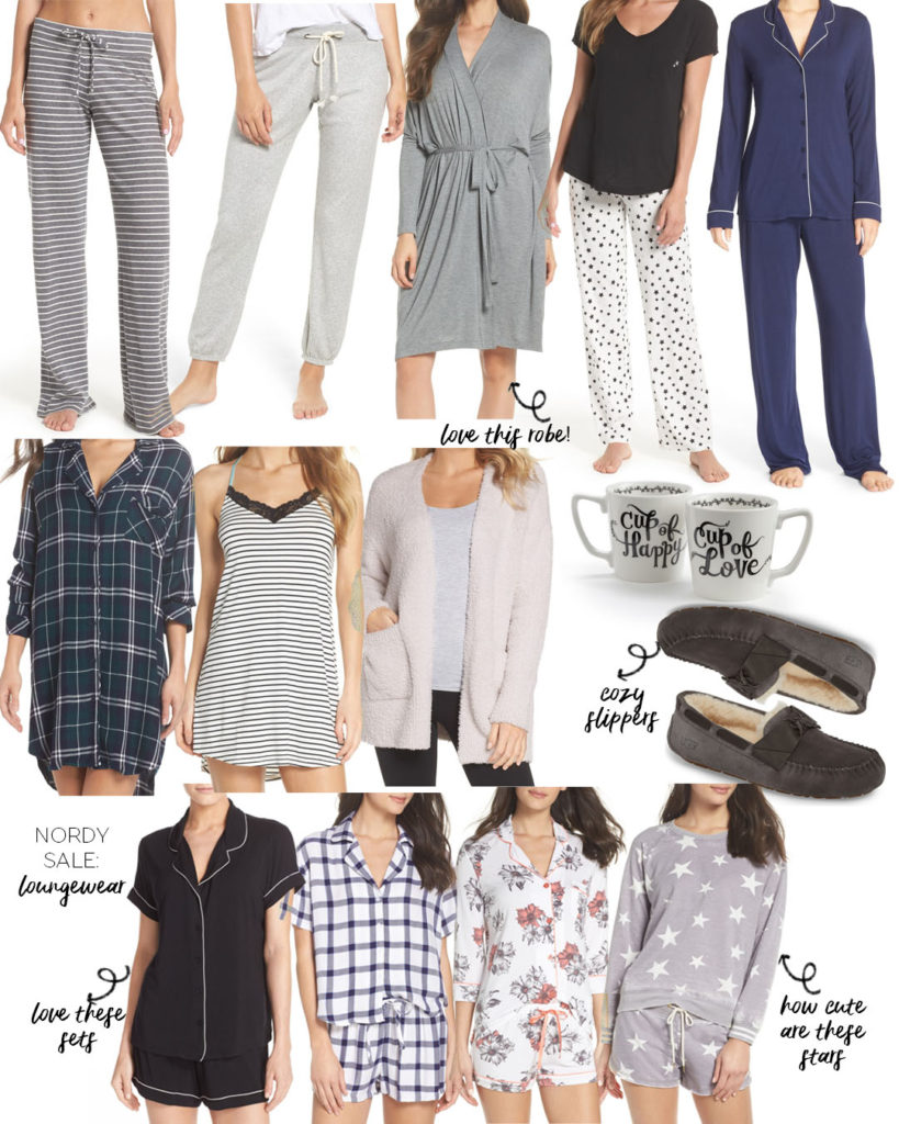 Nordstrom Anniversary Sale 2018: Loungewear | adoubledose.com