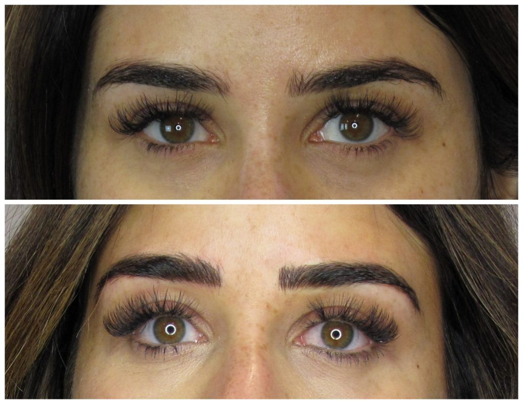All About Our Permanent Eyebrow Makeup At Enlighten MD
