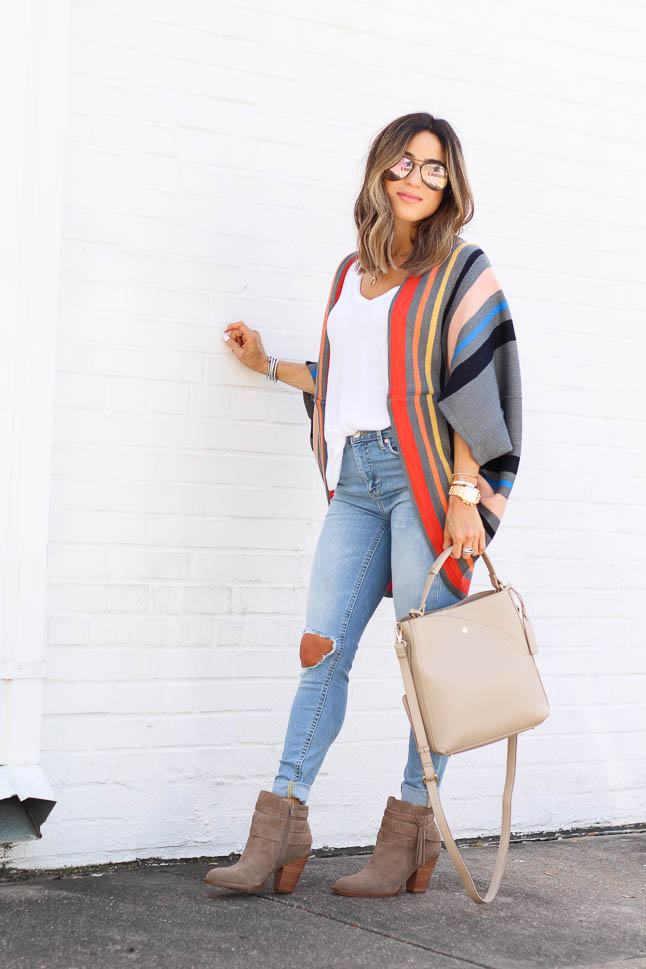 How To Wear Stripes | adoubledose.com