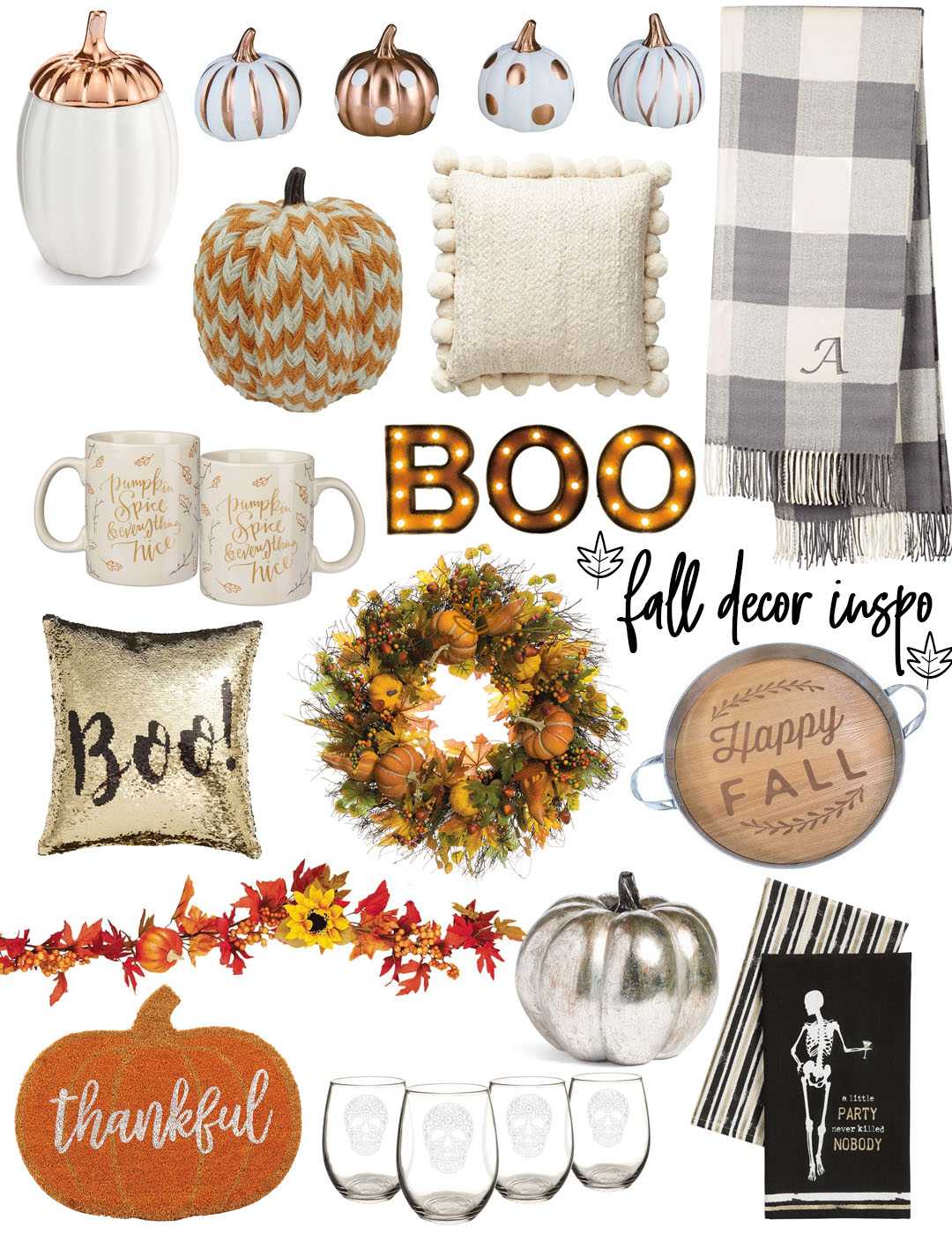 Fall Decor Inspo
