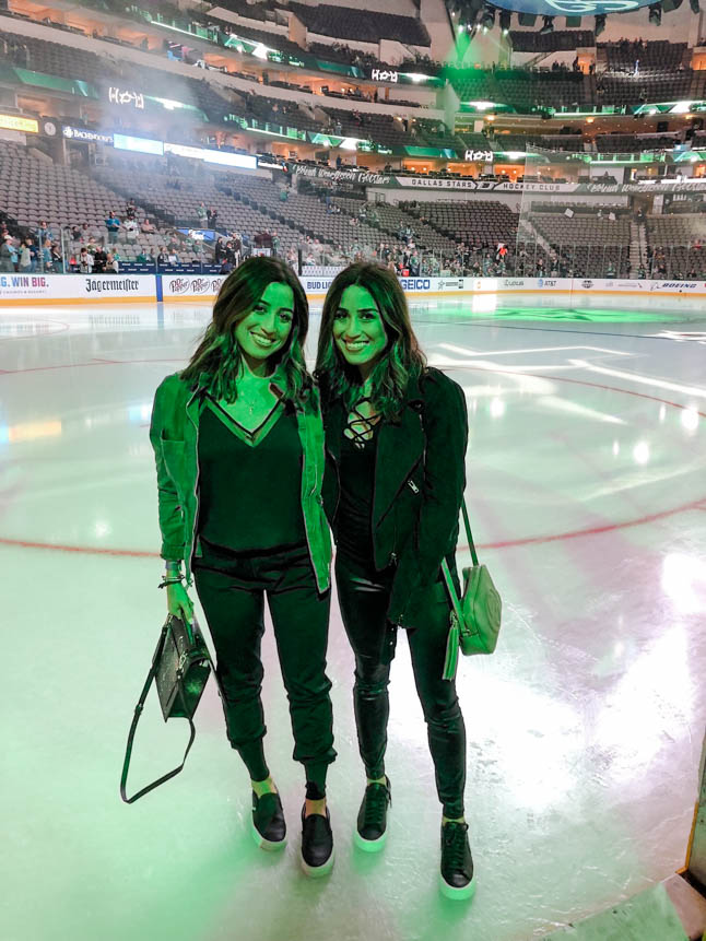 Dallas Stars Game With PAIRR Experience