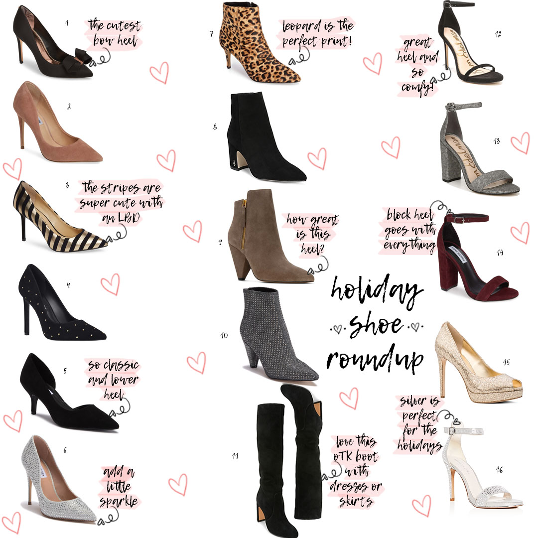 Holiday Shoe Roundup