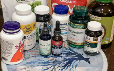 Natural Supplements We Take | adoubledose.com