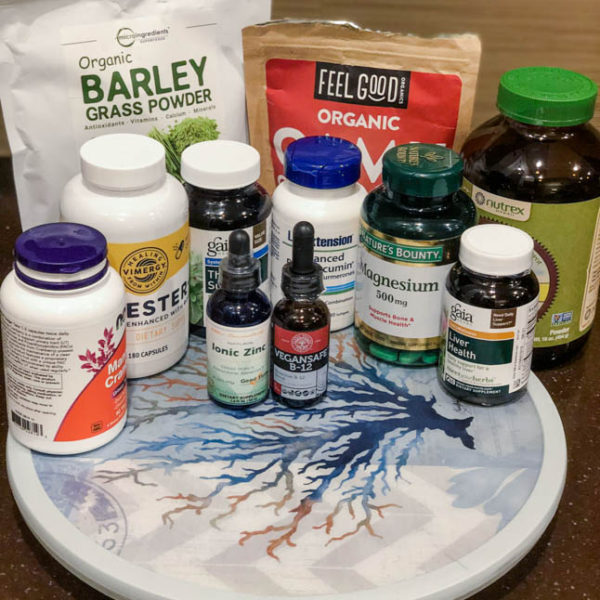 Wellness Wednesday .8: What Natural Supplements We Take