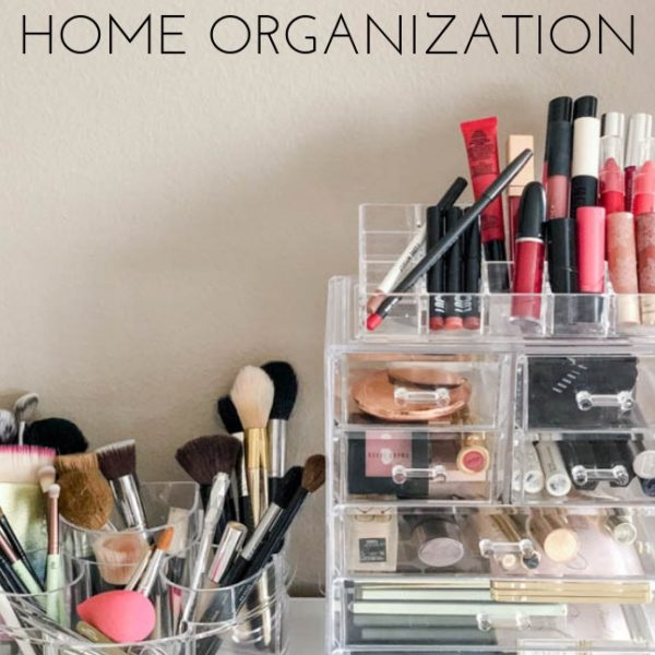Our Tips For Home Organization