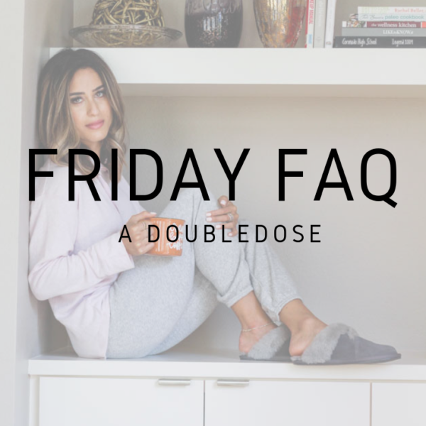Friday FAQ's .5