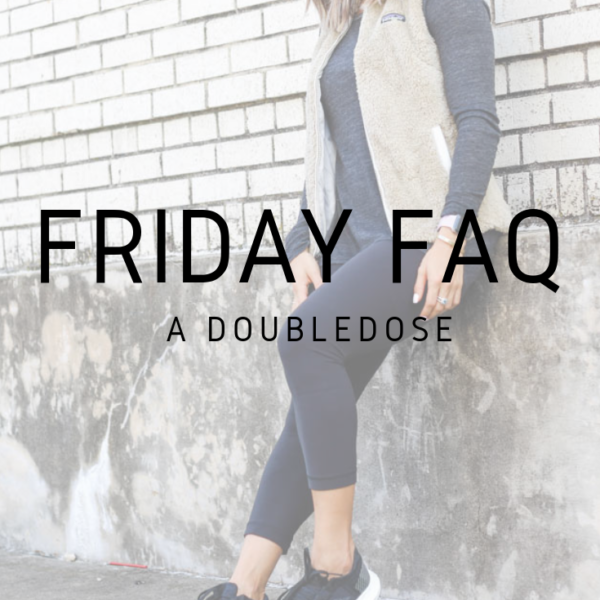 Friday FAQ's .2