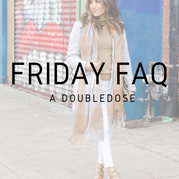 Friday FAQ's .4