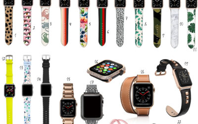 Ways To Style Your Apple Watch | adoubledose.com