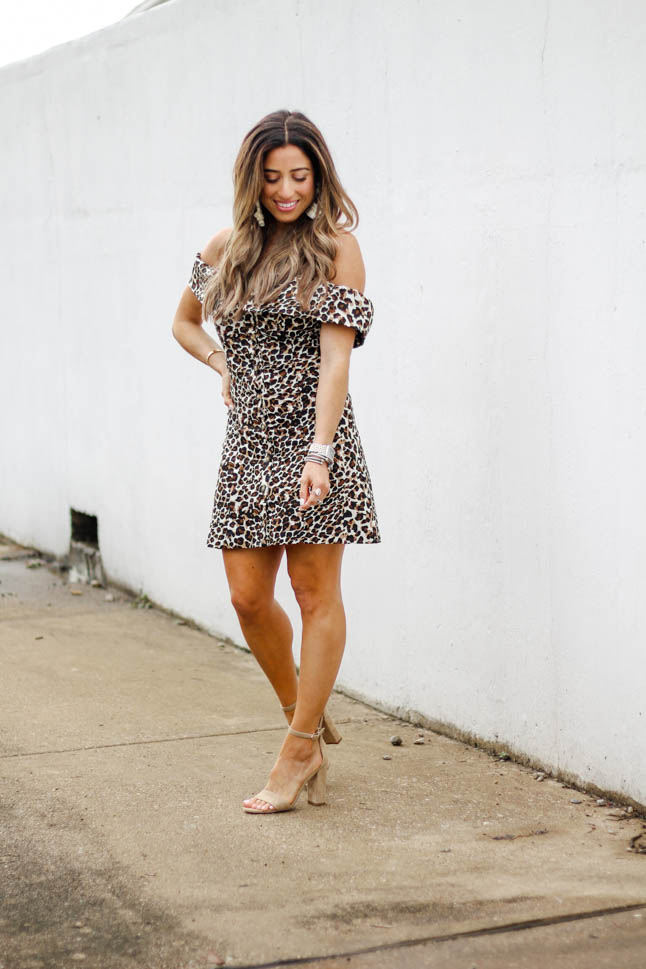 How To Wear Leopard For Summer | adoubledose.com