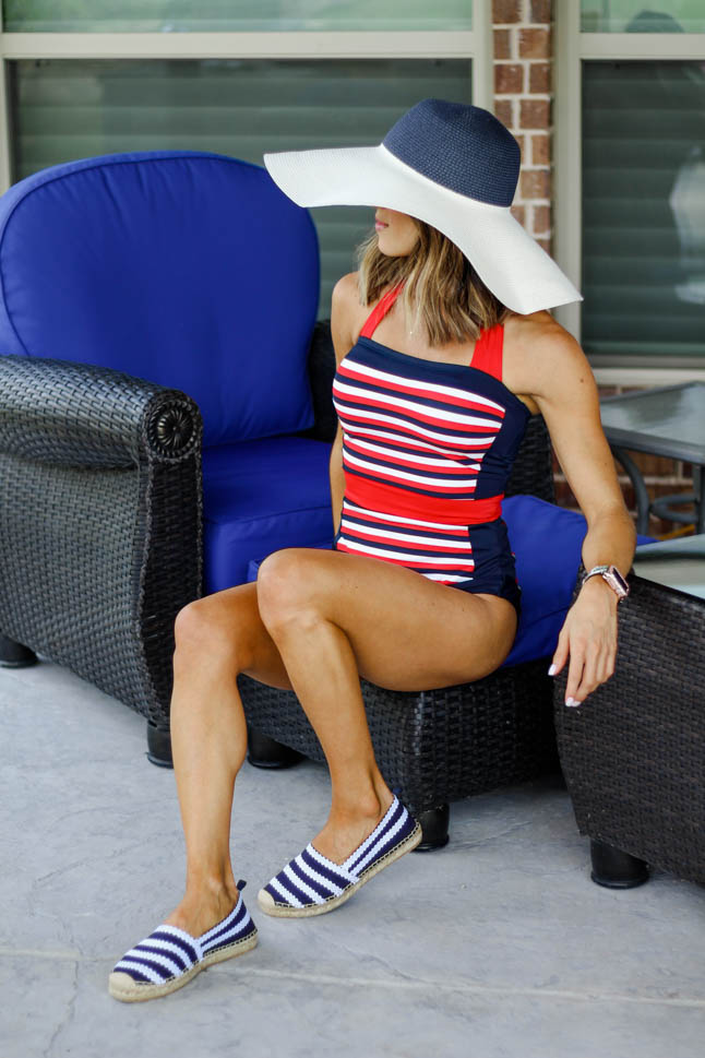 How To Red, White, and Blue Throughout Summer | adoubledose.com