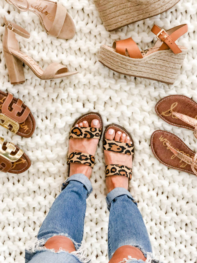 Neutral + Comfy Sandals For Spring/Summer | adoubledose.com