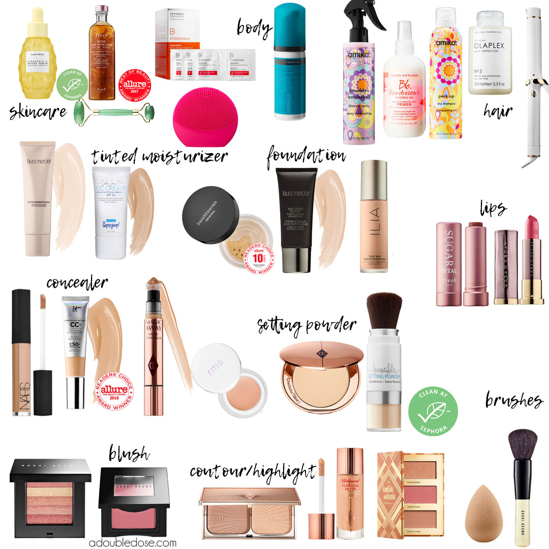 Our Favorite Beauty Products From The Sephora Beauty Sale | adoubledose.com