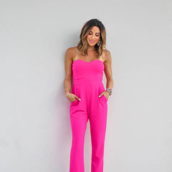 How To Wear Jumpsuits For Petites