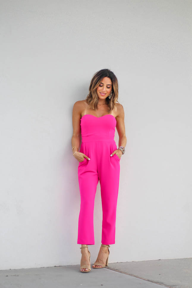 How To Wear Jumpsuits For Petites | adoubledose.com