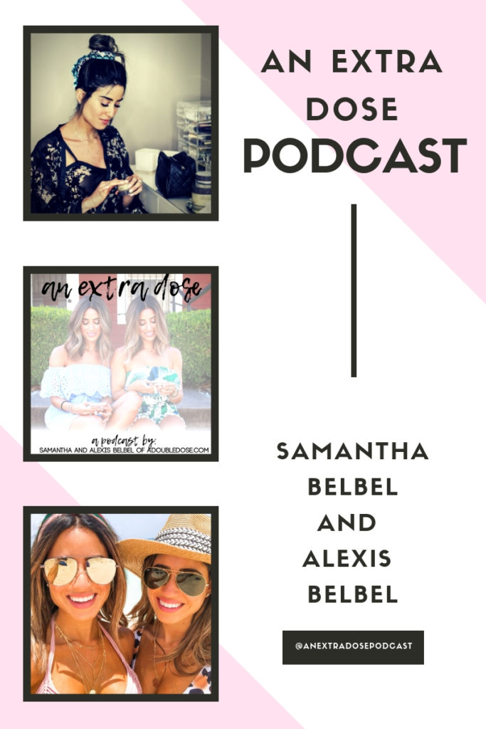 Fashion bloggers, Samantha and Alexis Belbel share their beauty rehab tips when it comes to lashes, hair, skincare, nails and more! Talk about rebounding and what the benefits are. They share thoughts on The Bachelorette and Alexis's opinion on auditioning for the show. Their favorites include their most recent purchases on Amazon.