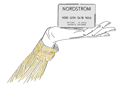 everything you need to know about the Nordstrom Anniversary Sale from A Double Dose and getting a Nordstrom Visa card| adoubledose.com