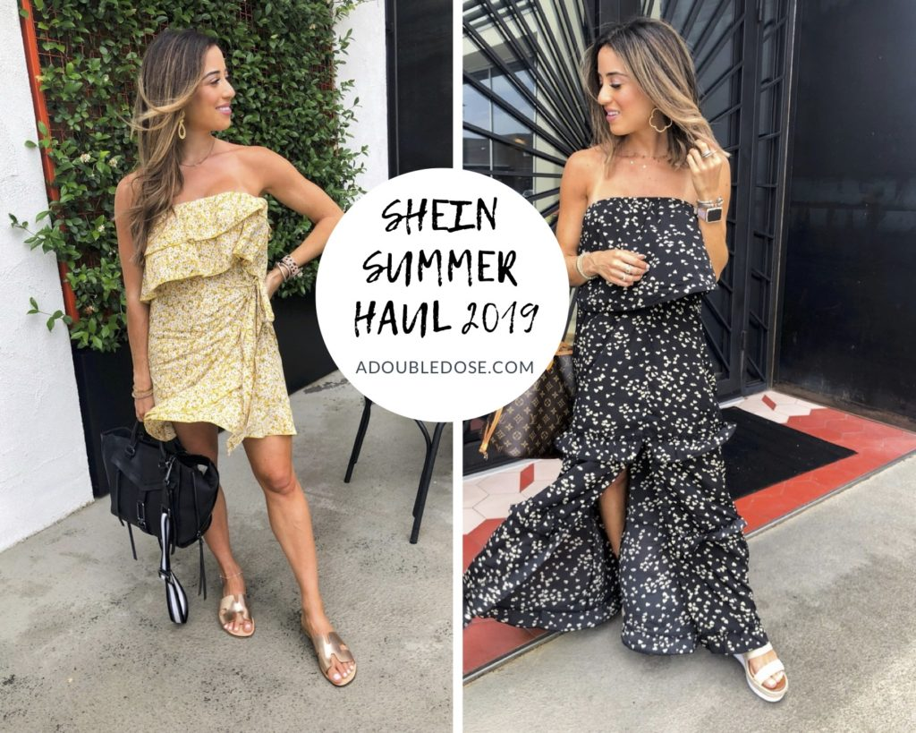 Summer Haul 2019: Shein Favorites | adoubledose.com