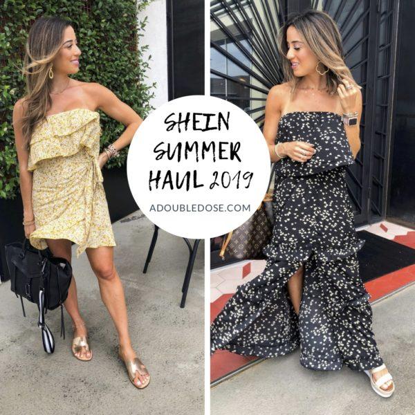 Summer Haul 2019: Shein Favorites