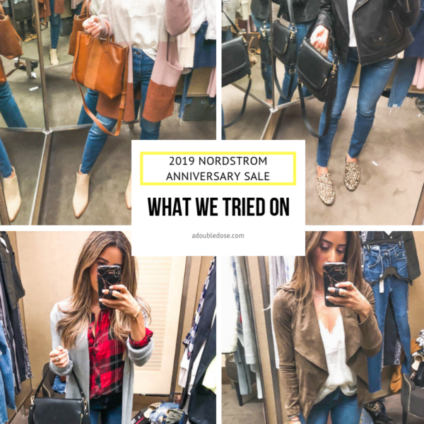 Nordstrom Anniversary Sale 2019: WHAT WE TRIED ON
