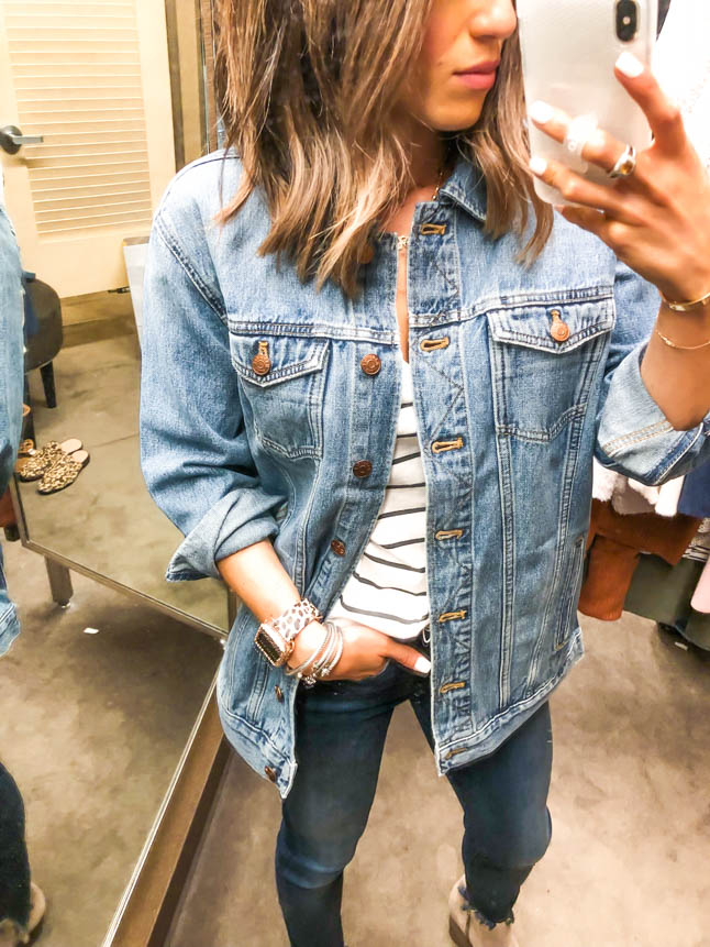 lifestyle bloggers alexis and samantha belbel of adoubledose.com shares tips and their fall sale picks for shopping nordstrom anniversary sale 2020- fall booties, boots, leather jackets, designer jeans, cardigans, workout wear, bags for fall, jewelry, tory burch