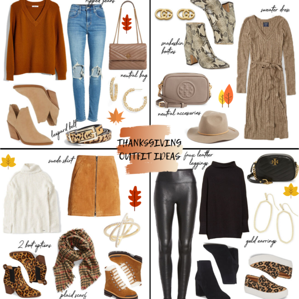Thanksgiving Outfit Ideas 2019