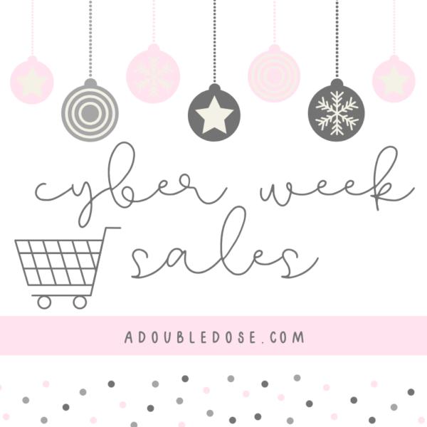 Cyber Week Sales 2019