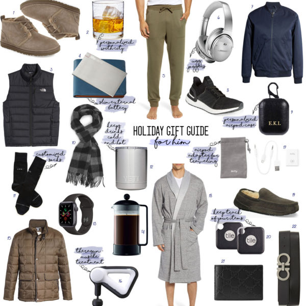 Holiday Gift Ideas 2019: Gifts For Him