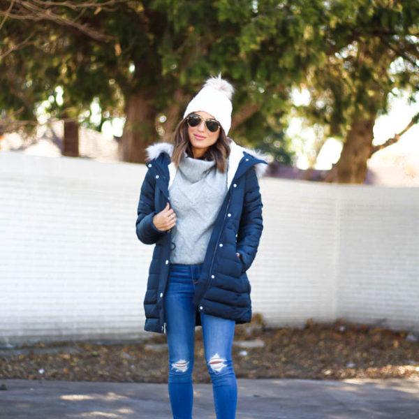 The Perfect Sherpa Parka Jacket