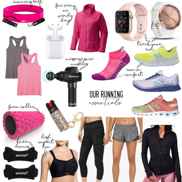 Wellness Wednesday .20: Our Must Have Running Gear