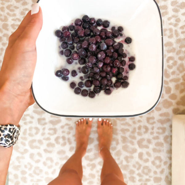 Wellness Wednesday .22: Double Dose Blueberries
