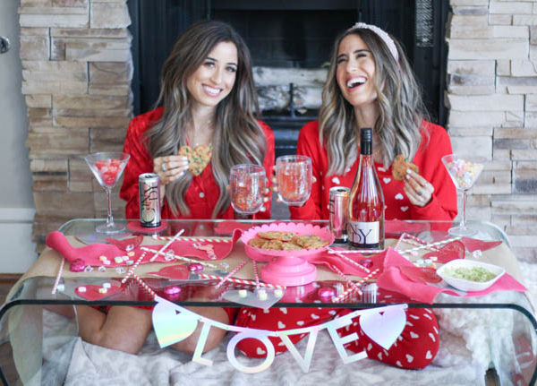 Our Tips On Planning The Perfect (And Deliciously Pink) Galentine's Day