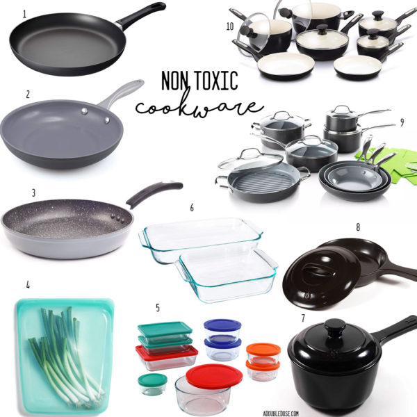 Wellness Wednesday .23: Our Favorite Non Toxic Cookware