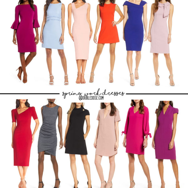 Work Dresses For Spring