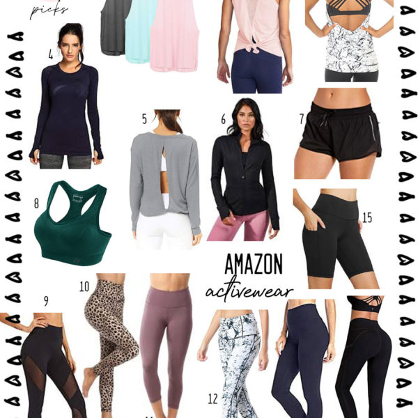 Amazon Activewear Finds