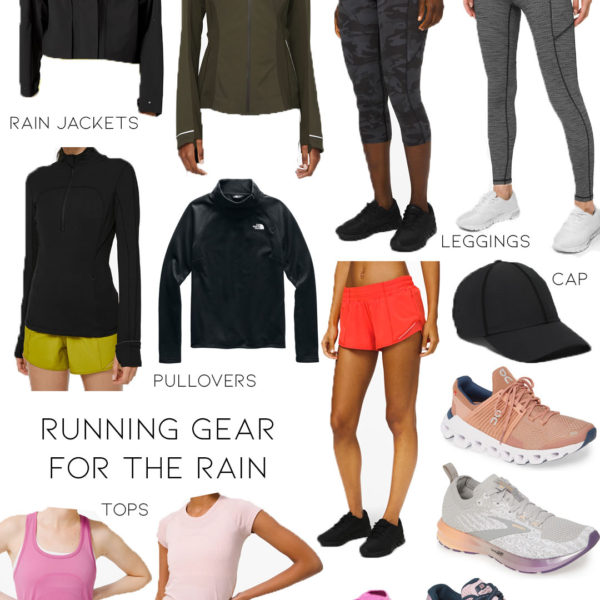 Wellness Wednesday .24: Running Gear For The Rain