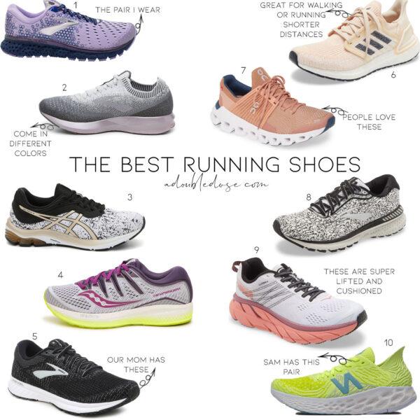 Wellness Wednesday .25: The Best Running Shoes