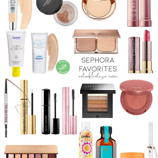 Our Favorites From The Sephora Spring Sale 2020