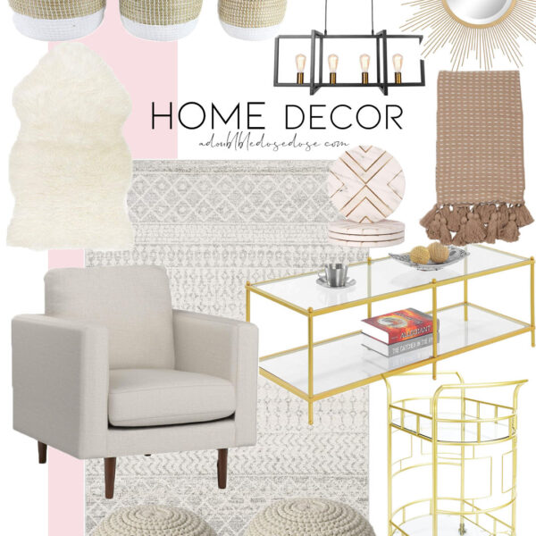 Home Decor And Patio Finds