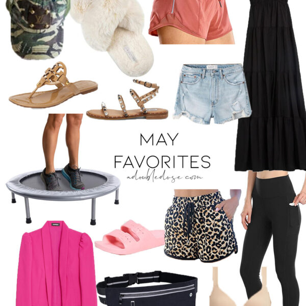 May Clothing And Shoes Favorites
