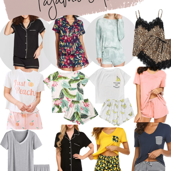Short Loungewear Sets To Wear At Home