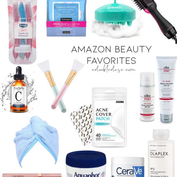 Amazon Beauty Favorites