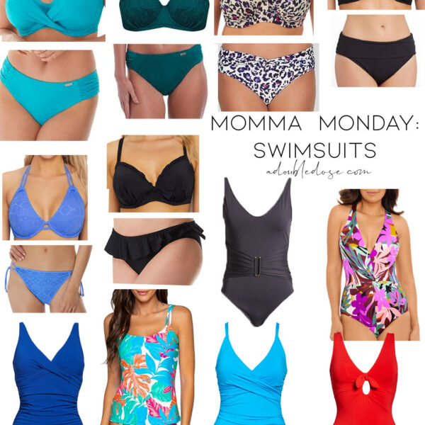 Momma Monday: Favorite Swimsuits
