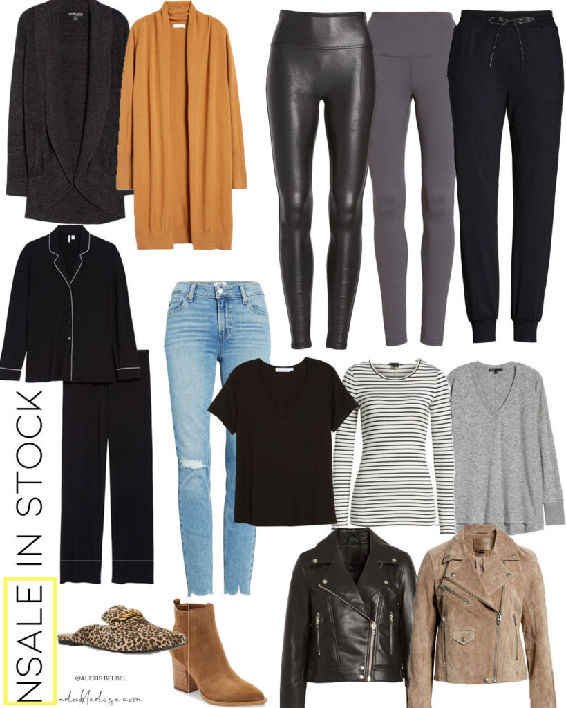 fashion and lifestyle bloggers alexis and samantha belbel share items in stock during the nordstrom anniversary sale 2020 | adoubledose.com
