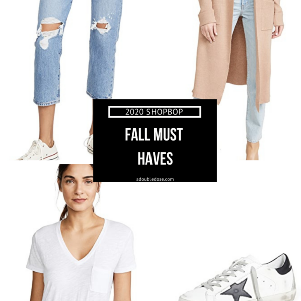 Shopbop Fall Must Haves 2020