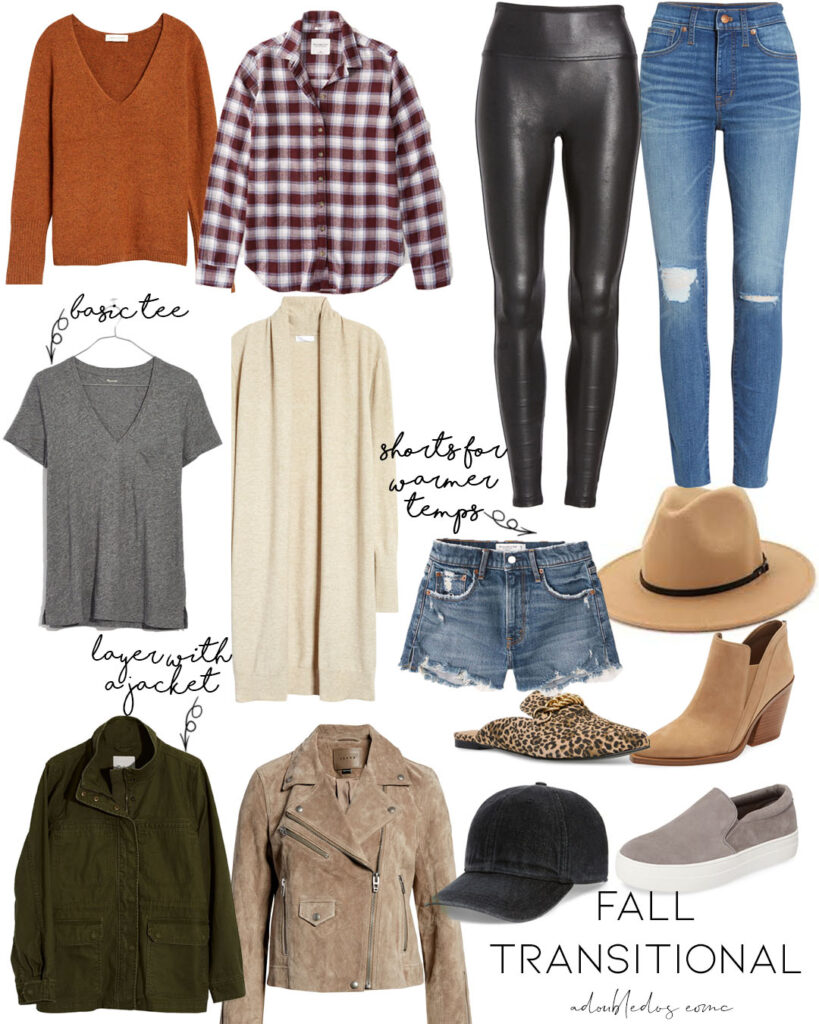 lifestyle and fashion blogger alexis belbel sharing some fall transitional pieces to transition your wardrobe from summer to fall   adoubledose.com