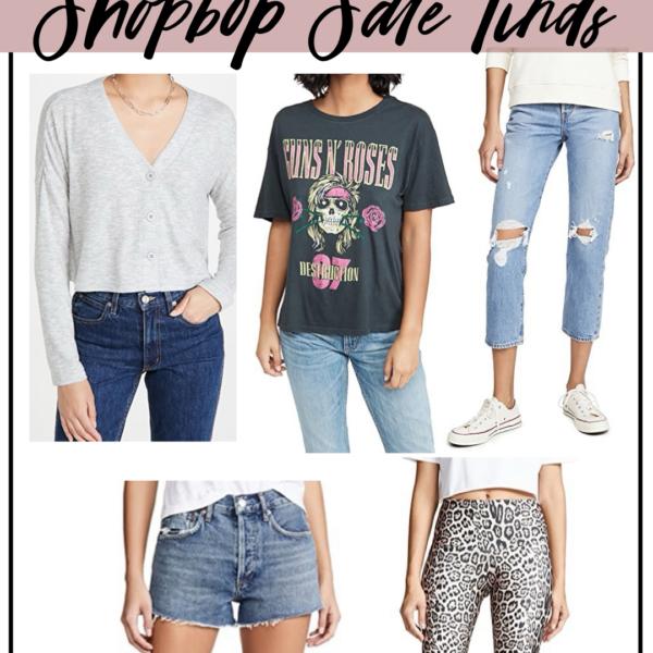 Shopbop Fall Sale 2020